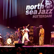 Positioneringsgroep op North Sea Jazz