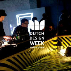 Positioneringsgroep op Dutch Design Week